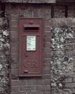 (Thumbnail) Wall box (post box)
