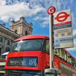 Stock images—512×512│ London │ 242