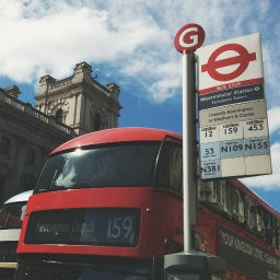Stock images—512×512│ London │ 243