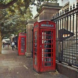画像素材|512✕512|ロンドン|263