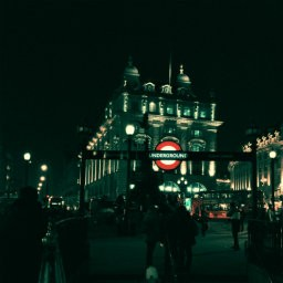 Stock images—512×512│ London │ 268