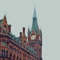 画像素材|512✕512|ロンドン|270