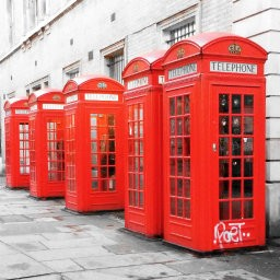 Stock images—512×512│ London │ 278