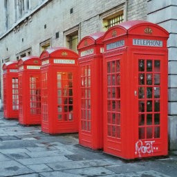 Stock images—512×512│ London │ 279