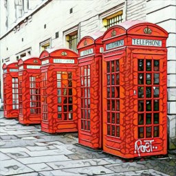 Stock images—512×512│ London │ 280