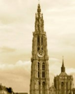 (Thumbnail) Cathedral of Our Lady, Antwerp, August 2008