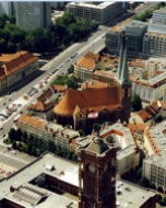 (Thumbnail) Berlin: a view of Nikolaiviertel (2002)
