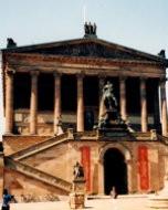 ベリリン|旧国立美術館(2002年)