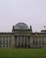 Berlin: the Reichstagsgebäude [the seat of the Federal Parliament] (2006)