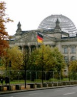 ベルリン・国会議事堂(2006年)