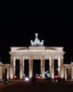 ベルリン・ブランデンブルク門(2007年)