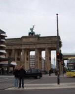 ベルリン・ブランデンブルク門(2009年)