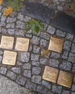 ベルリン|戦前ユダヤ人が多く住んでいた通り(2009年)