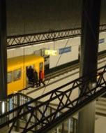 ベルリン中央駅(2009年)