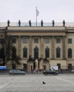 ベルリン・フンボルト大学(2010年)