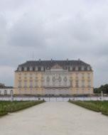 ブリュール|世界遺産アウグストゥスブルク宮殿|2
