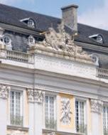 ブリュール|世界遺産アウグストゥスブルク宮殿|4