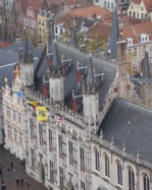 (Thumbnail) Town Hall, Brugge (Bruges)