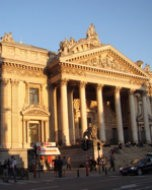 (Thumbnail) Stock Exchange, Brussels