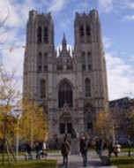 (Thumbnail) Cathedral, Brussels