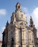ドレスデン|聖母教会/フラウエンキルヒェ(2007年)
