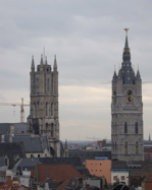 (Thumbnail) St Bavo's Cathedral / Belfry, Ghent