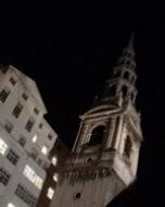 フリート・ストリート:聖ブライズ教会
