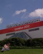 ロンドン五輪会場:ノース・グリニッジ・アリーナ