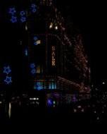 ハロッズ(夜景写真)