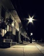 ブロンプトン・スクエア(夜景写真)