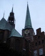 (Thumbnail) Lübeck: church