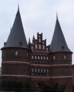 Lübeck: Holsten Gate