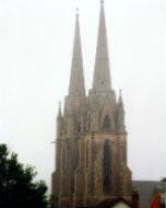 マールブルク:聖エリーザベト教会