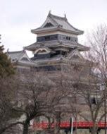 (Thumbnail) Matsumoto Castle (Matsumoto-jo)—2