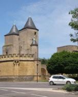 (Thumbnail) Porte des Allemands, Metz
