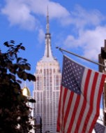(Thumbnail) Empire State Building, NYC, photographed: 2 October 2011