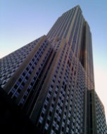 (Thumbnail) Empire State Building, NYC, photographed: 9 October 2011