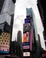 ニューヨーク:タイムズ・スクエア
