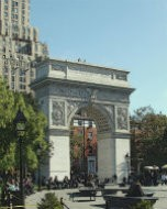ニューヨーク:ワシントン・スクエア