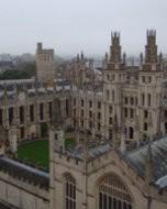 オックスフォードの街並:オール・ソウルズ・カレッジ