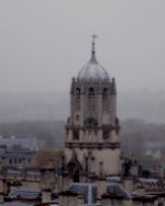 (Thumbnail) Tom Tower, Christ Church, as seen from Carfax Tower