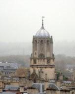 オックスフォードの街並:クライスト・チャーチ・カレッジ