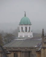 (Thumbnail) The Sheldonian Theatre, as seen from Carfax Tower
