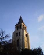 (Thumbnail) Église de Saint-Germain-des-Prés, Paris