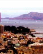 (Thumbnail) A view of the bridge from Coit Tower