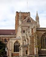 セント・オルバンズ|大聖堂