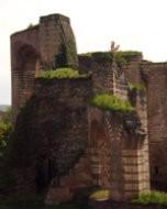 トリーア|皇帝浴場(2009年)