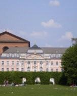 トリーア|選帝候宮殿(2009年)