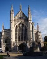英国・ウィンチェスター大聖堂