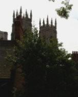 英国 ヨーク・ミンスター(ヨーク大聖堂)